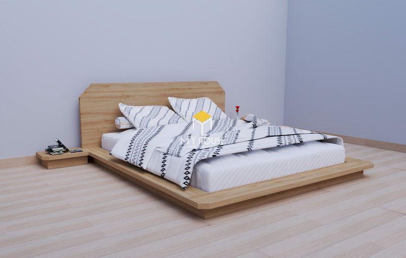 Thiết kế phòng ngủ thông thoáng