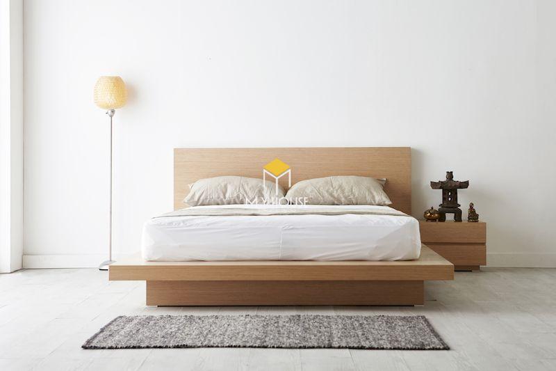 Giường ngủ kiểu Nhật 4