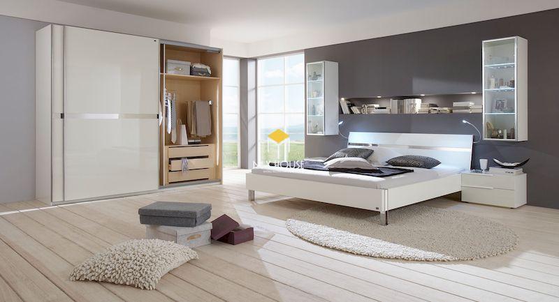 Vì sao nên chọn giường ngủ màu trắng cho nội thất phòng ngủ?
