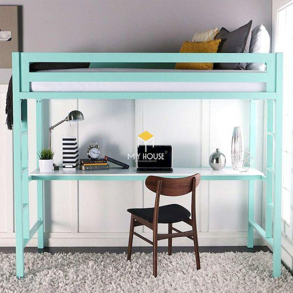 Đặc điểm của giường tầng kết hợp bàn học