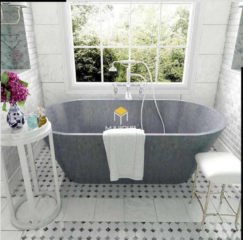 Xu hướng sử dụng bồn tắm trong gia đình