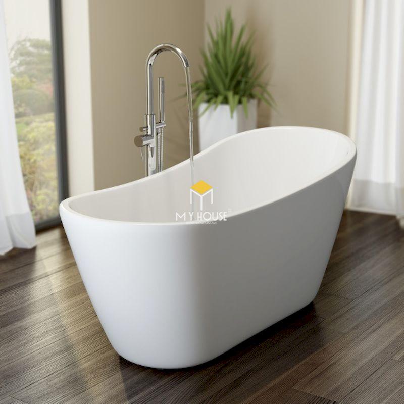 Kích thước bồn tắm nhỏ