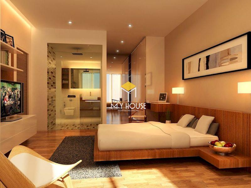 Phương án thiết kế phòng ngủ master 40m2 - Nhu cầu sử dụng