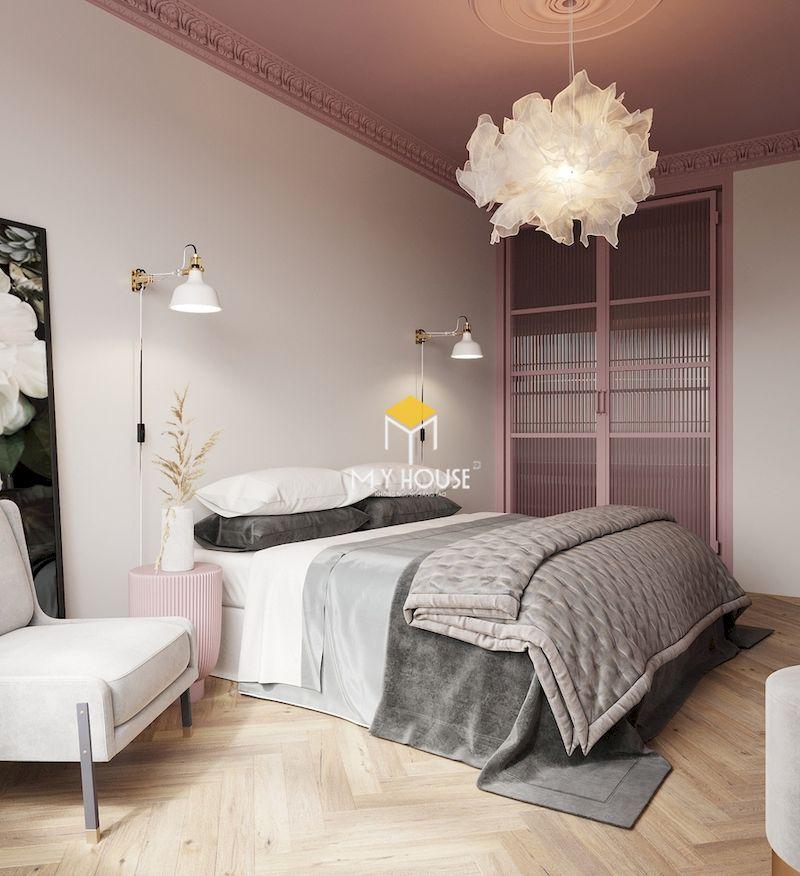 Thiết kế phòng ngủ cho phòng ngủ nhỏ hẹp