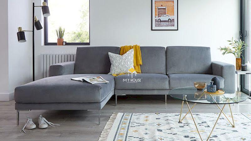 Chọn sofa nỉ chữ L theo mức giá