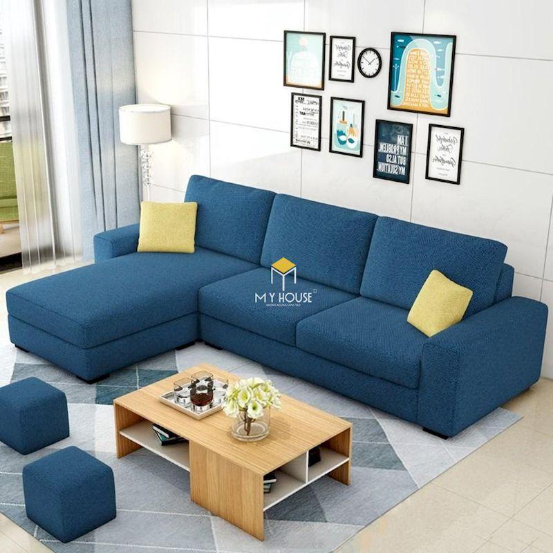 Mẫu sofa, bàn trà phòng khách hiện đại, giá rẻ
