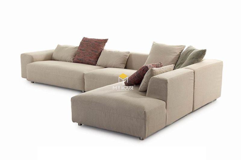 Mẫu sofa chữ L đẹp, sang trọng cho phòng khách bạn nên biết