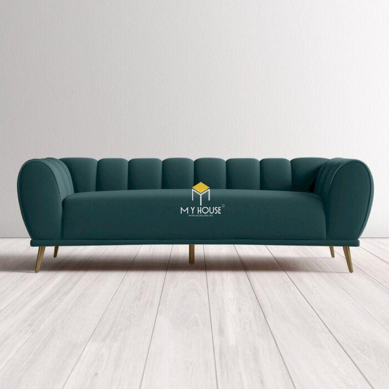 Chọn sofa nỉ chữ L theo màu sắc