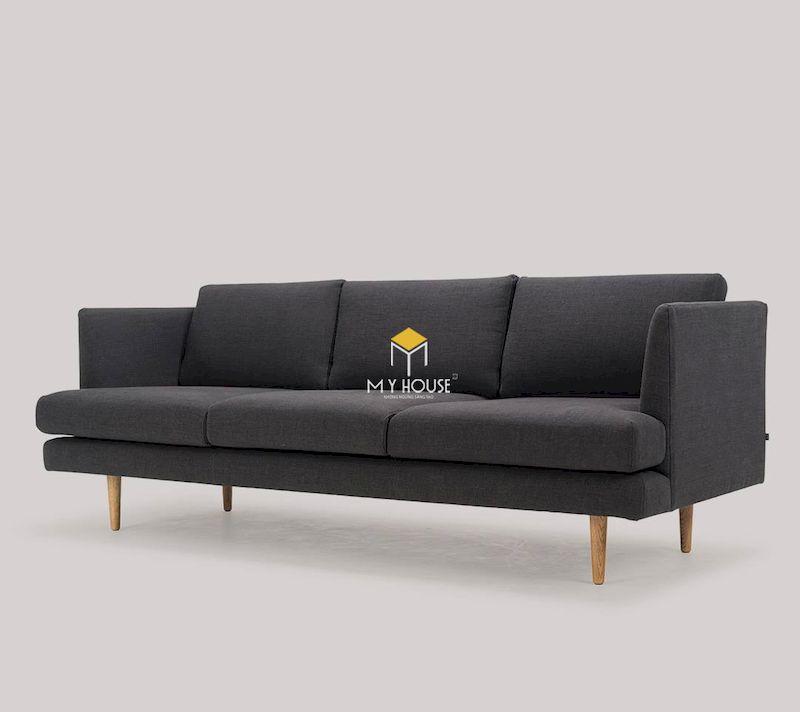 Chọn sofa văng cho phòng khách nhỉ hẹp của chung cư, nhà ống