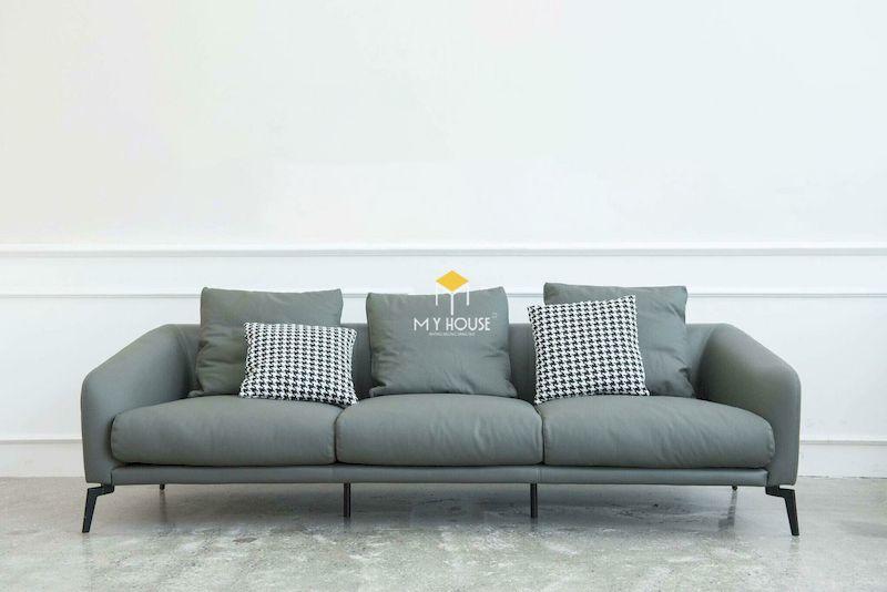 Mẫu sofa văng dài cho phòng khách