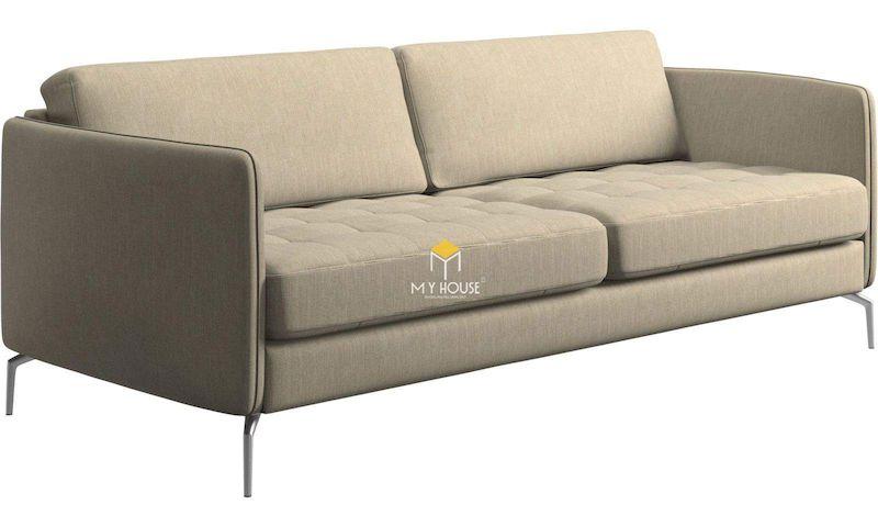 Sofa văng nỉ thiết kế đẹp, hiện đại
