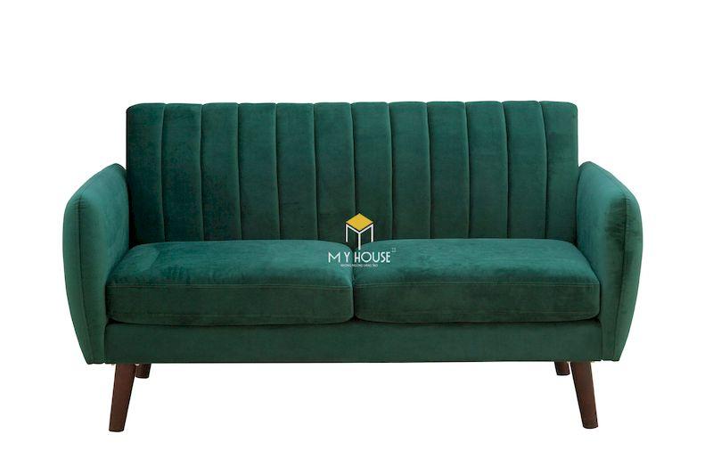 Ưu điểm của sofa văng nỉ - màu sắc sống động