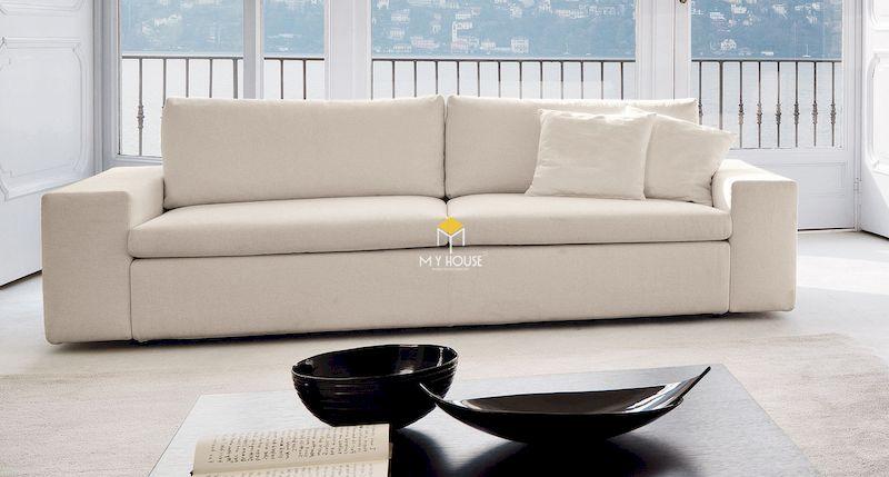 Mẫu sofa văng sang trọng cho phòng khách