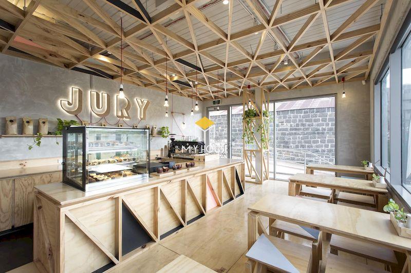 Định hình phong cách trang trí quán trà sữa phù hợp