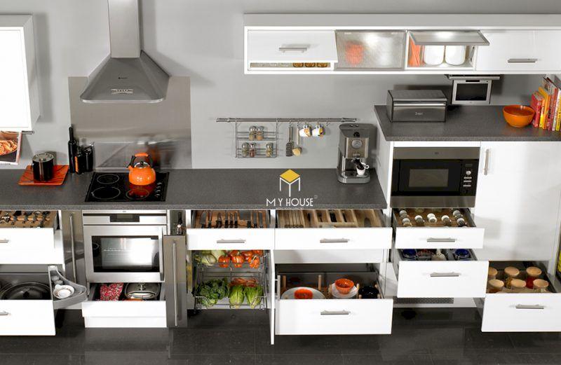 Tủ bếp dưới đẹp 3