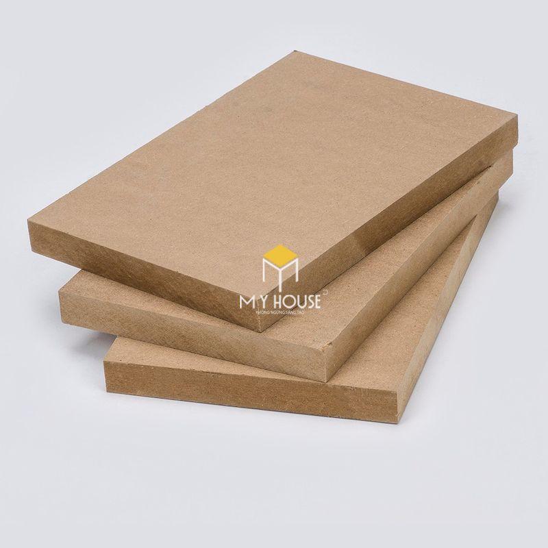 Tủ bếp công nghiệp cốt gỗ MDF
