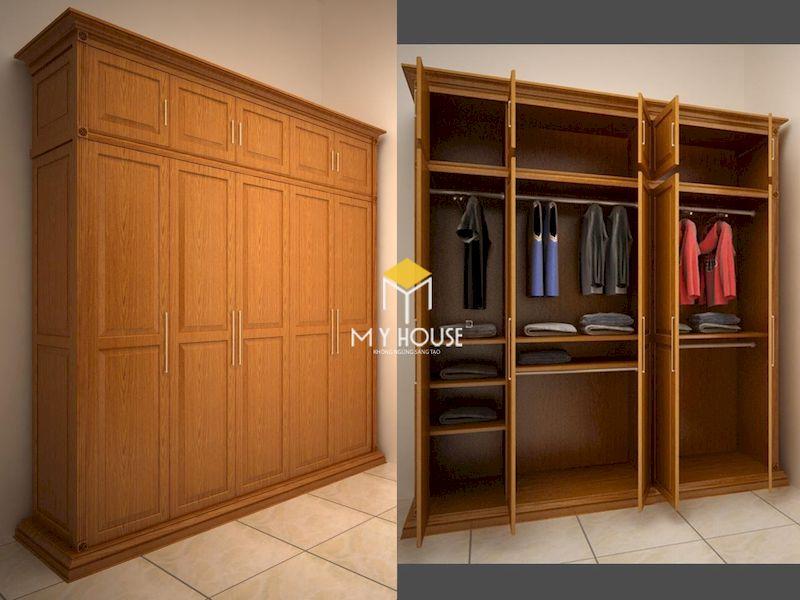 Khả năng chống ẩm mốc tốt, bảo vệ đồ đạc tốt hơn
