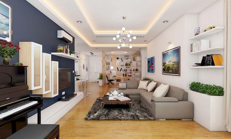 Tổng hợp combo nội thất phòng khách chung cư