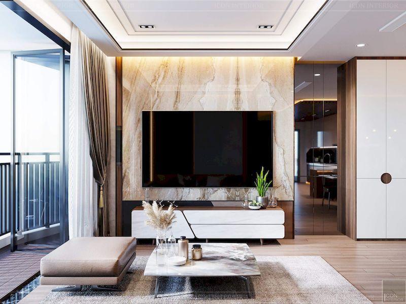 Combo nội thất phòng khách mang đến không gian thẩm mĩ