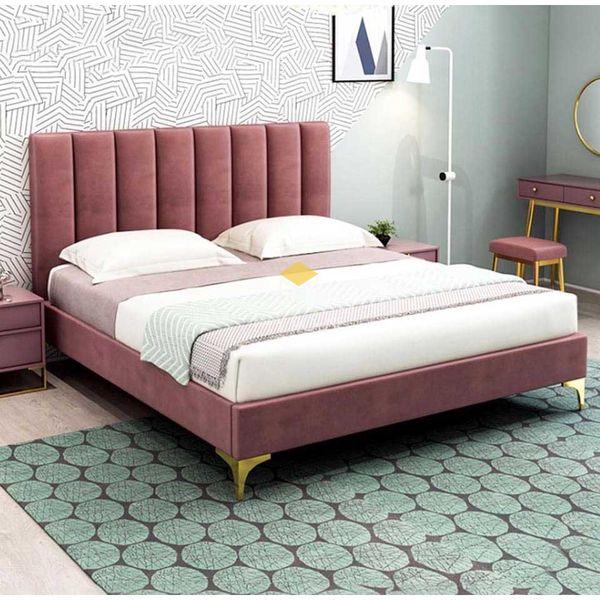 giường ngủ bọc nệm phong cách châu Âu - 13