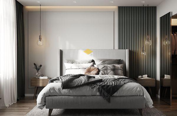 Nội thất phòng ngủ phong cách châu Âu 3