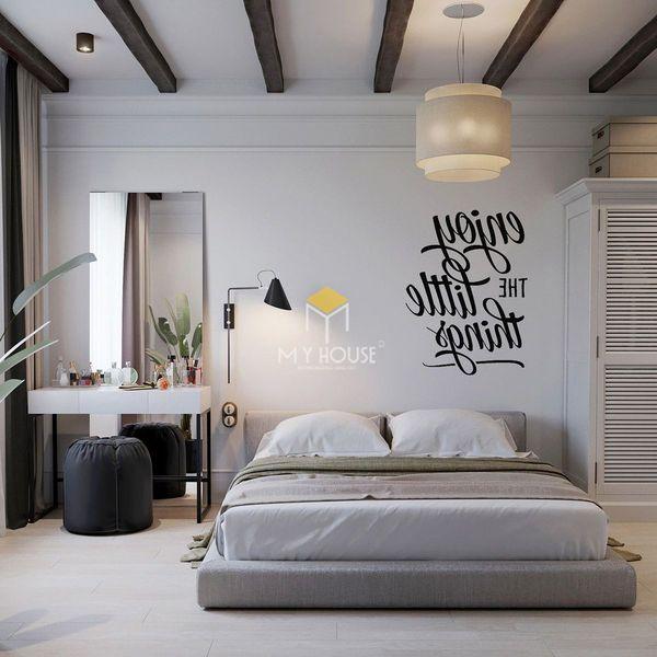 Phong ngủ kiểu châu Âu hiện đại - 05