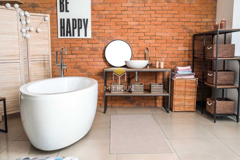Thiết kế nhà vệ sinh và nhà tắm riêng - Mẫu nhà tắm đẹp