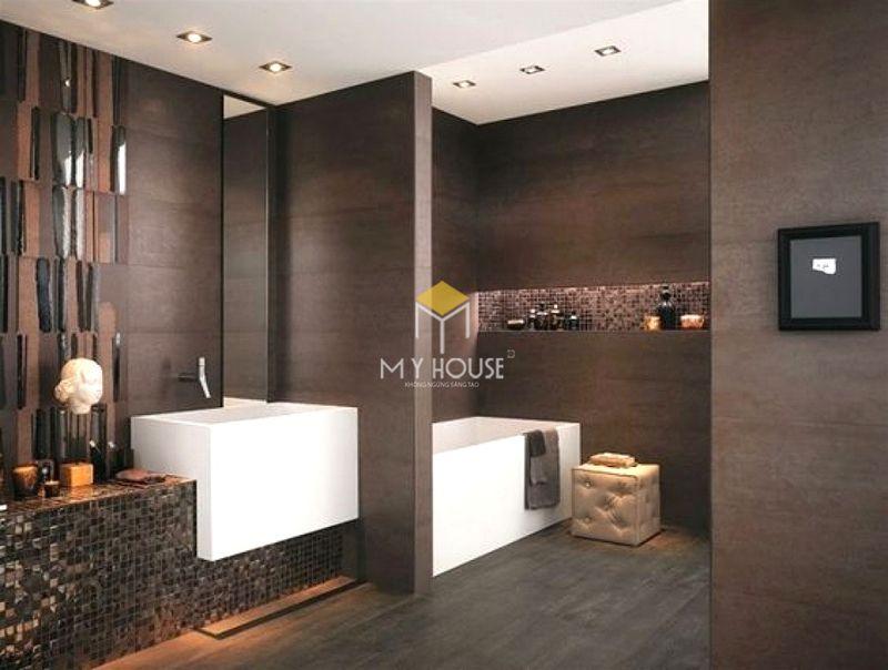 Thiết kế nhà vệ sinh và nhà tắm riêng 3