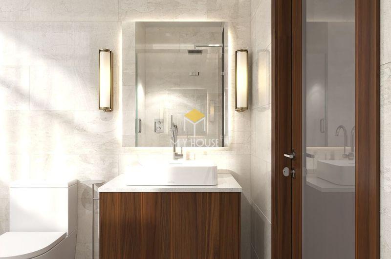 Thiết kế nhà vệ sinh và nhà tắm riêng - Thiết bị phòng vệ sinh