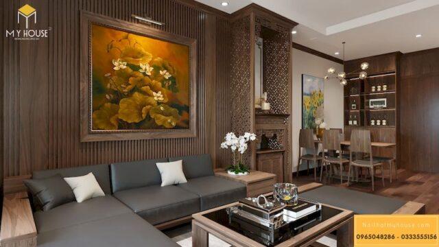 Thiết kế nội thất chung cư Grandeur Palace 16