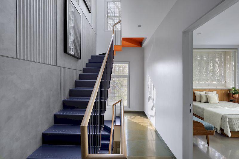 Cách sử dụng màu sắc là điểm cộng cho không gian nội thất