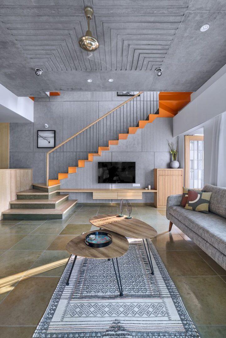 Thiết kế nội thất phân khu Hải Âu tại Vinhome Ocean Park - Shophouse