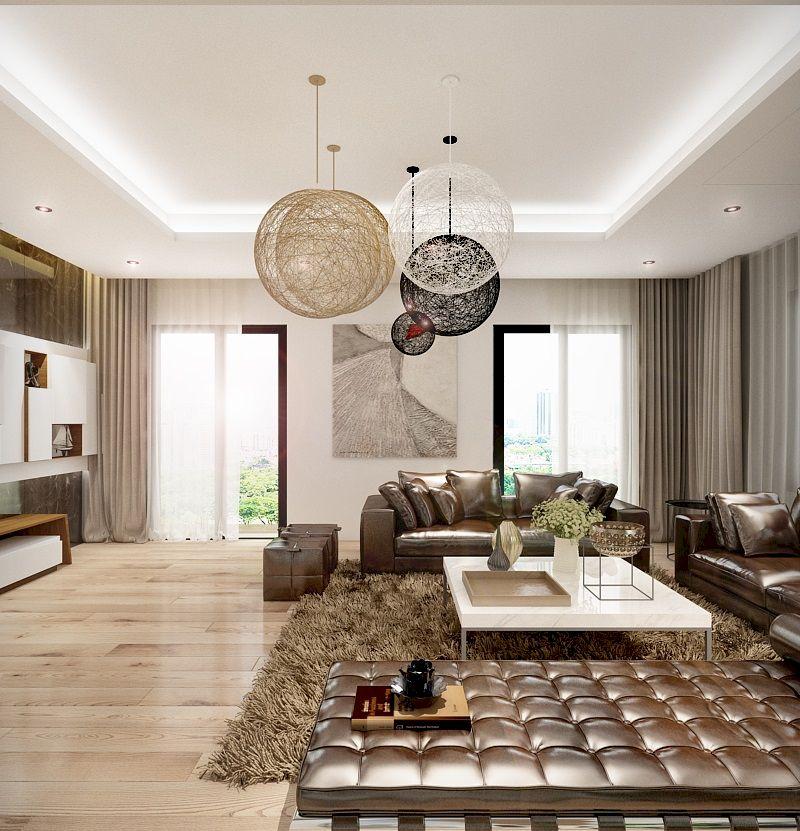 Thiết kế nội thất phân khu Sao Biển tại Vinhome Ocean Park - Shophouse