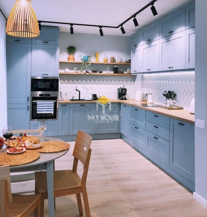 Tủ bếp tân cổ điển - 26
