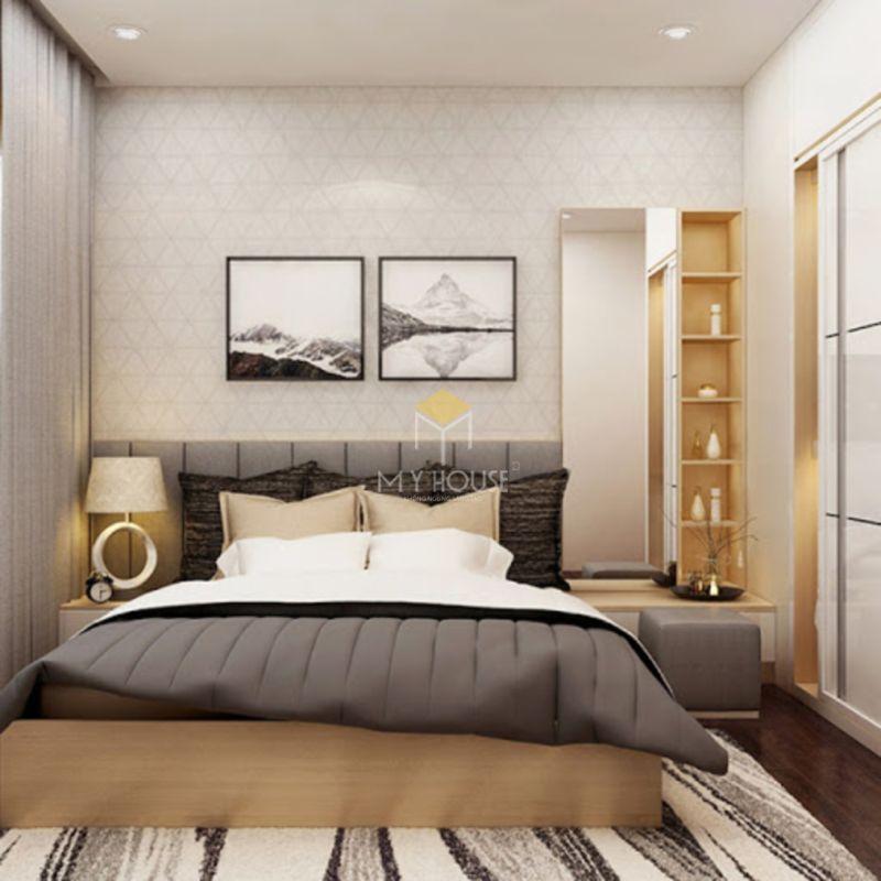 Tranh ảnh trang trí vách đầu giường