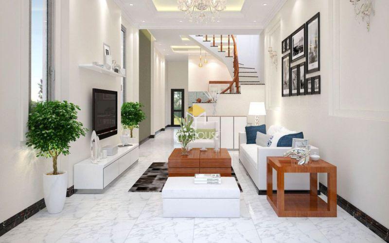 Cách tính diện tích thiết kế nội thất
