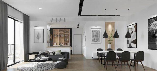 Combo nội thất căn hộ 13