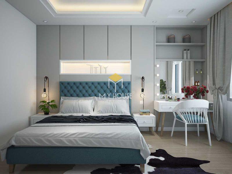 Diện tích phòng ngủ nhà cấp 4 - phòng ngủ 10m2