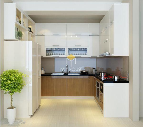 Nội thất nhà bếp thông minh: Sử dụng các phụ kiện thông minh