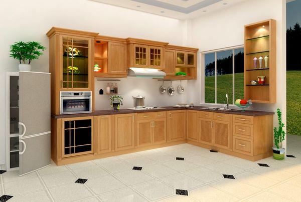 Ưu điểm của nội thất gỗ tự nhiên
