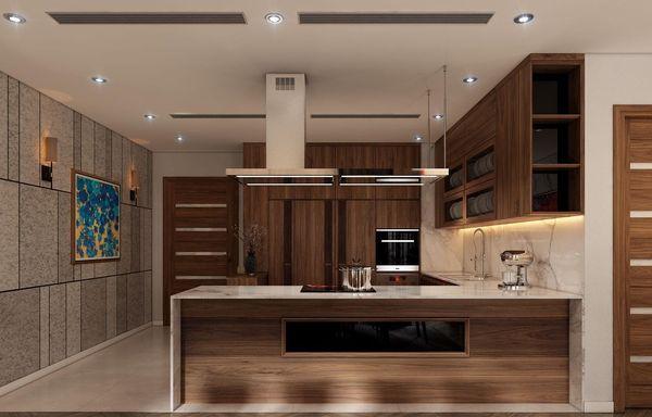 Ưu điểm về giá trị thẩm mĩ của nội thất gỗ tự nhiên