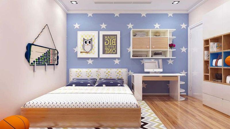 Mẫu phòng ngủ trẻ em đẹp, giá rẻ