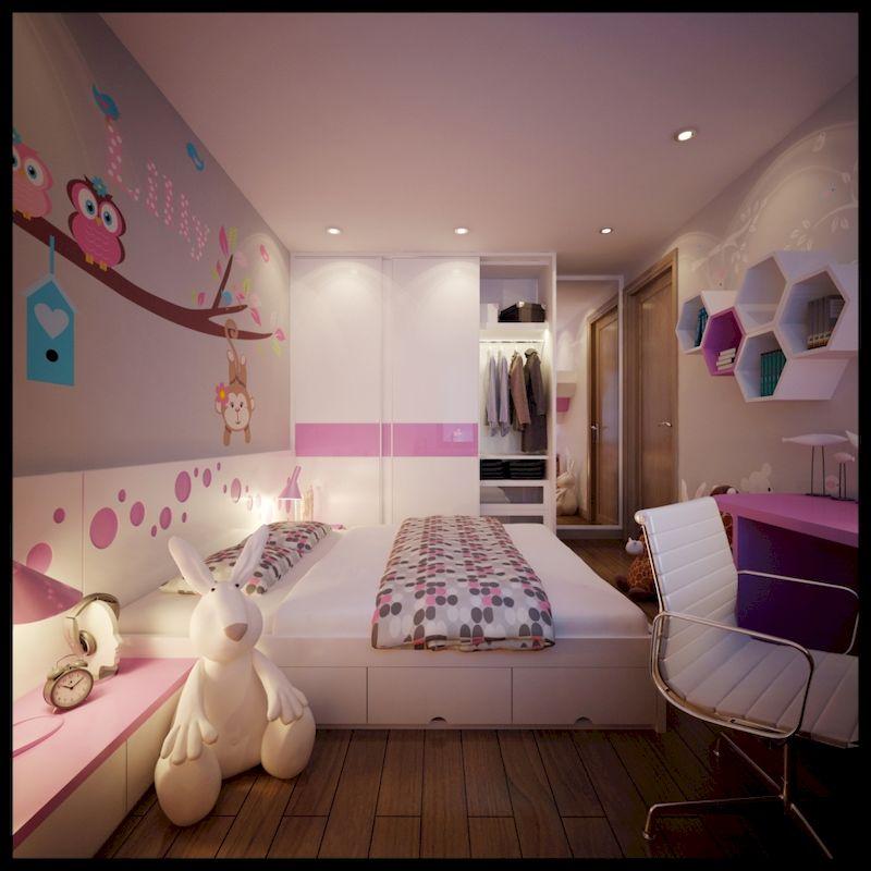 Mẫu phòng ngủ trẻ em đẹp bố mẹ nên tham khảo