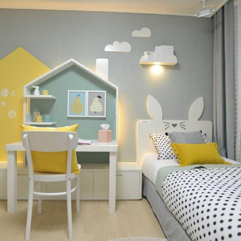 Cách sử dụng màu sắc phù hợp với lứa tuổi và mong muốn của trẻ