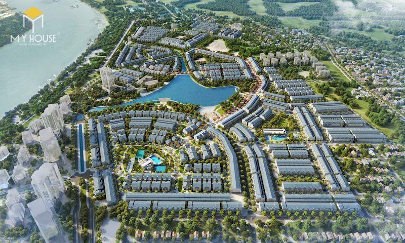 Giới thiệu về khu đô thị xanh Ecopark và nhà liền kề Ecopark