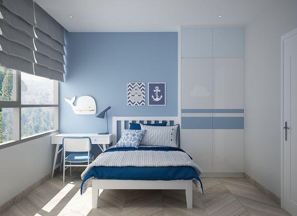 Mẫu phòng ngủ đẹp 12m2 16