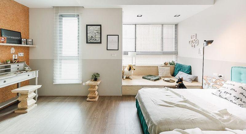Sự cần thiết của cửa sổ phòng ngủ hiện đại theo phong thủy