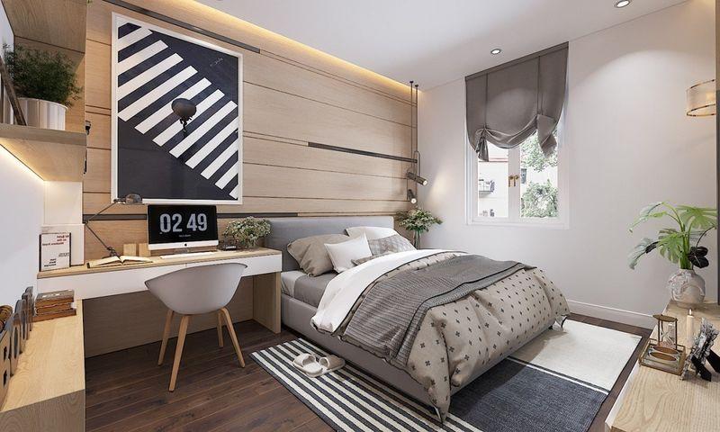 Kích thước của cửa sổ phòng ngủ phụ thuộc vào yếu tố diện tích phòng, số cánh cửa và nhu cầu của người sử dụng