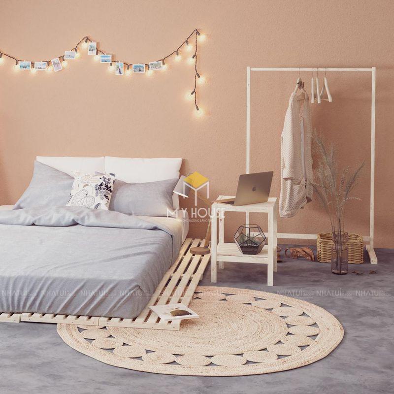 Đồ decor phòng ngủ bằng đèn trang trí 04