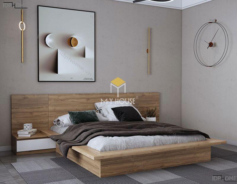Đồ decor phòng ngủ bằng đồng hồ 05